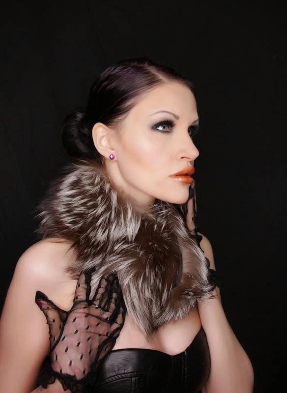 Creazioni artigianali di pellicceria collaborazione la diva del tubo - La diva del tubo twitter ...