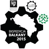 Ekspedycja 2015 Bałkany