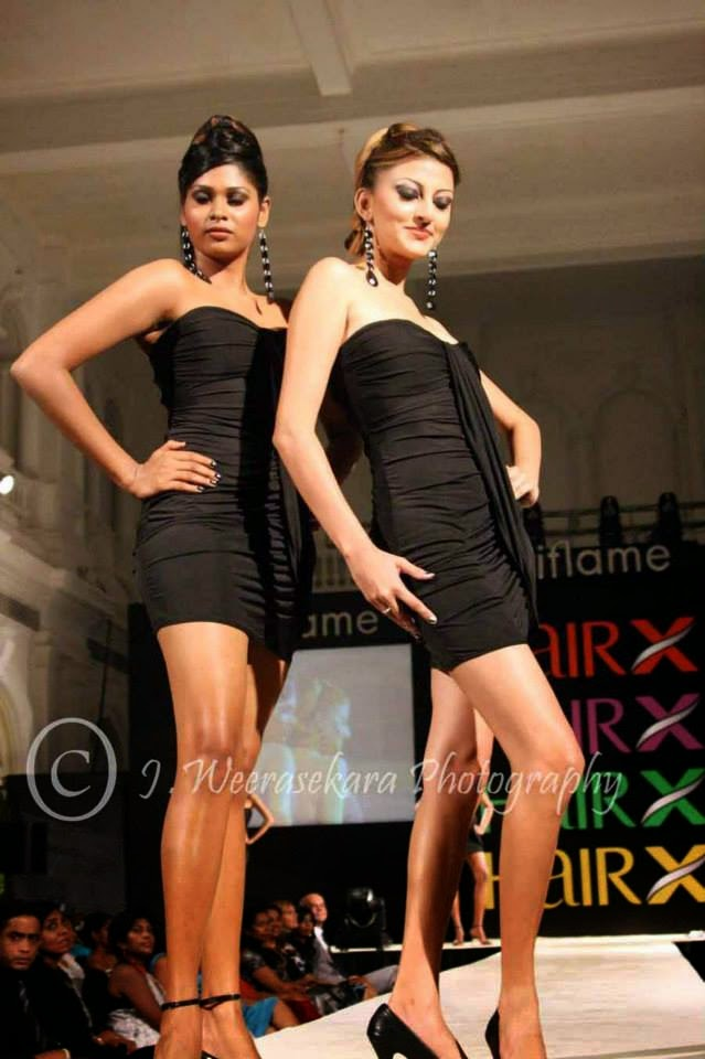 sri lankan fashion show