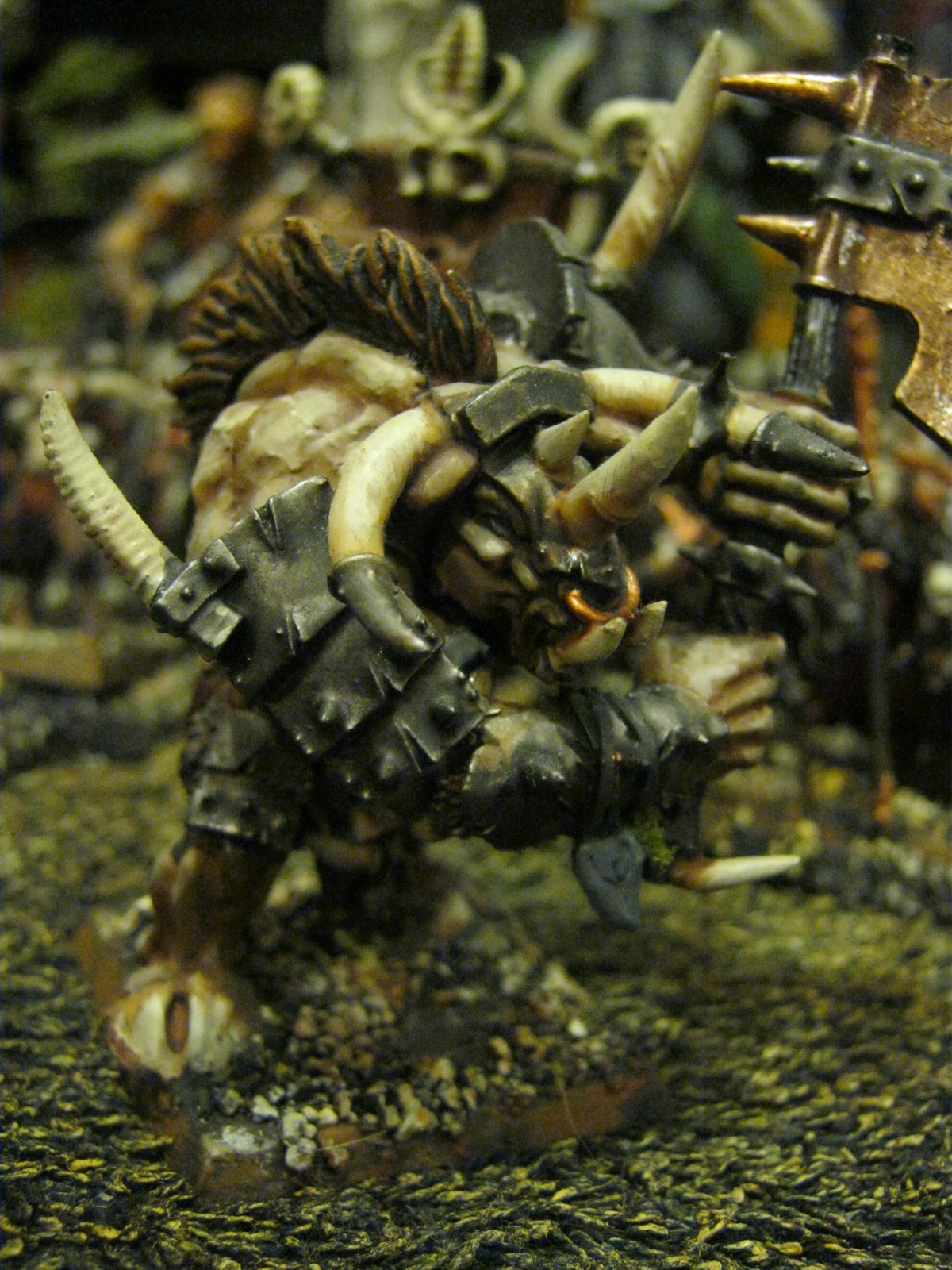 The Last Chance War: Army Showcase: Beastmen!