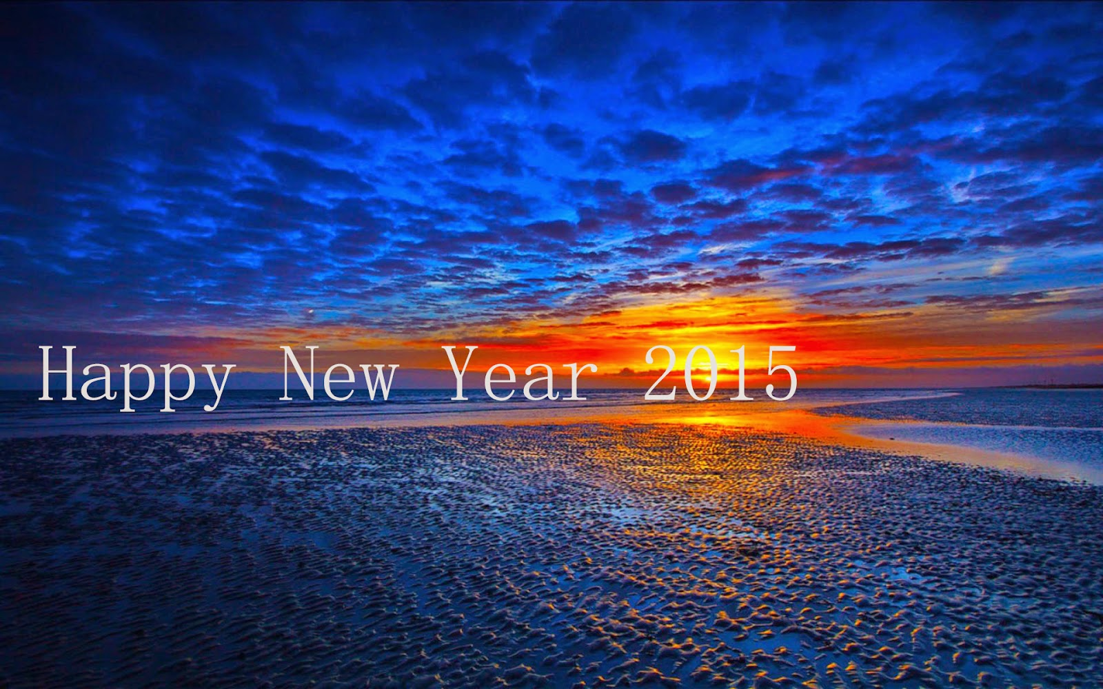 Happy New Year 2015 - Beautiful eCards