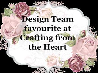vom designteam gewählt