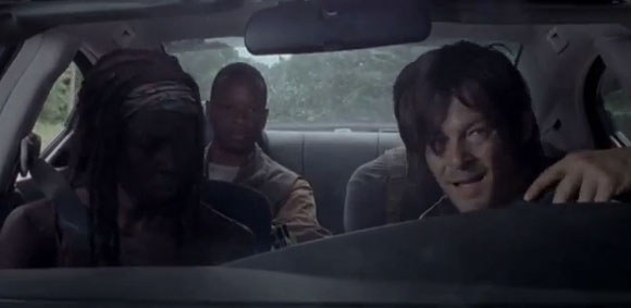 Walking Dead Season 4 Trailer
