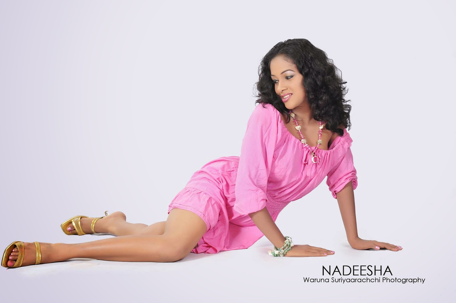 Nadeesha hot