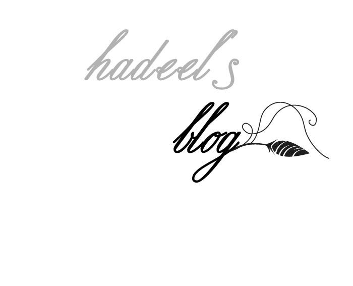 مدونة هديل