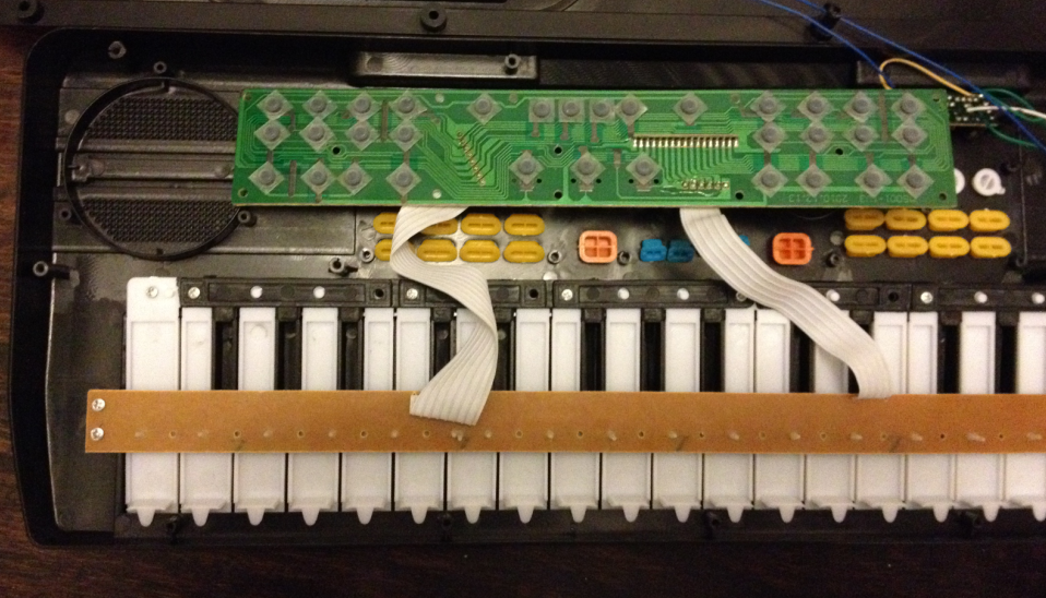dollar on keyboard