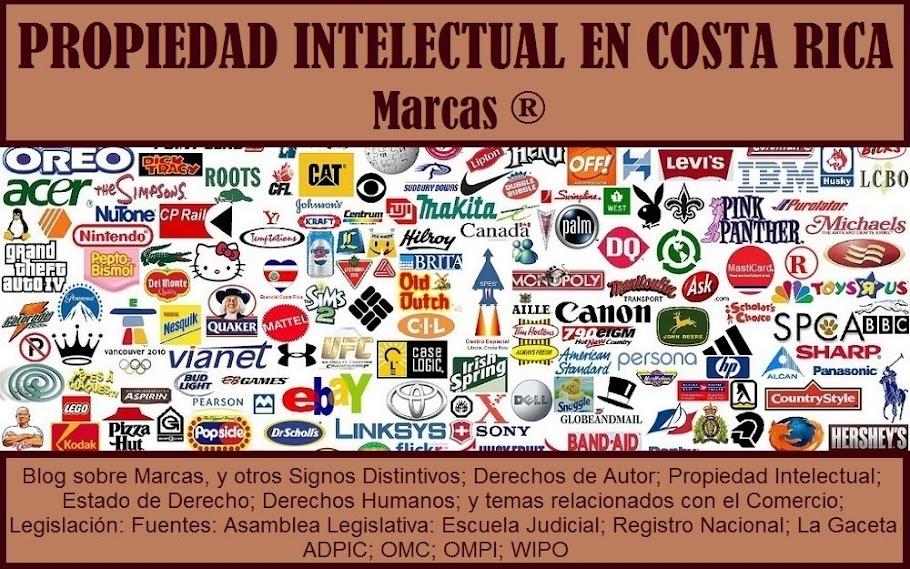 Propiedad Intelectual en Costa Rica