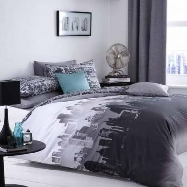 London themed bedding room decor for City themed bedroom accessories