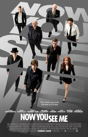 Phi Vụ Thế Kỷ - Now You See Me - 2013