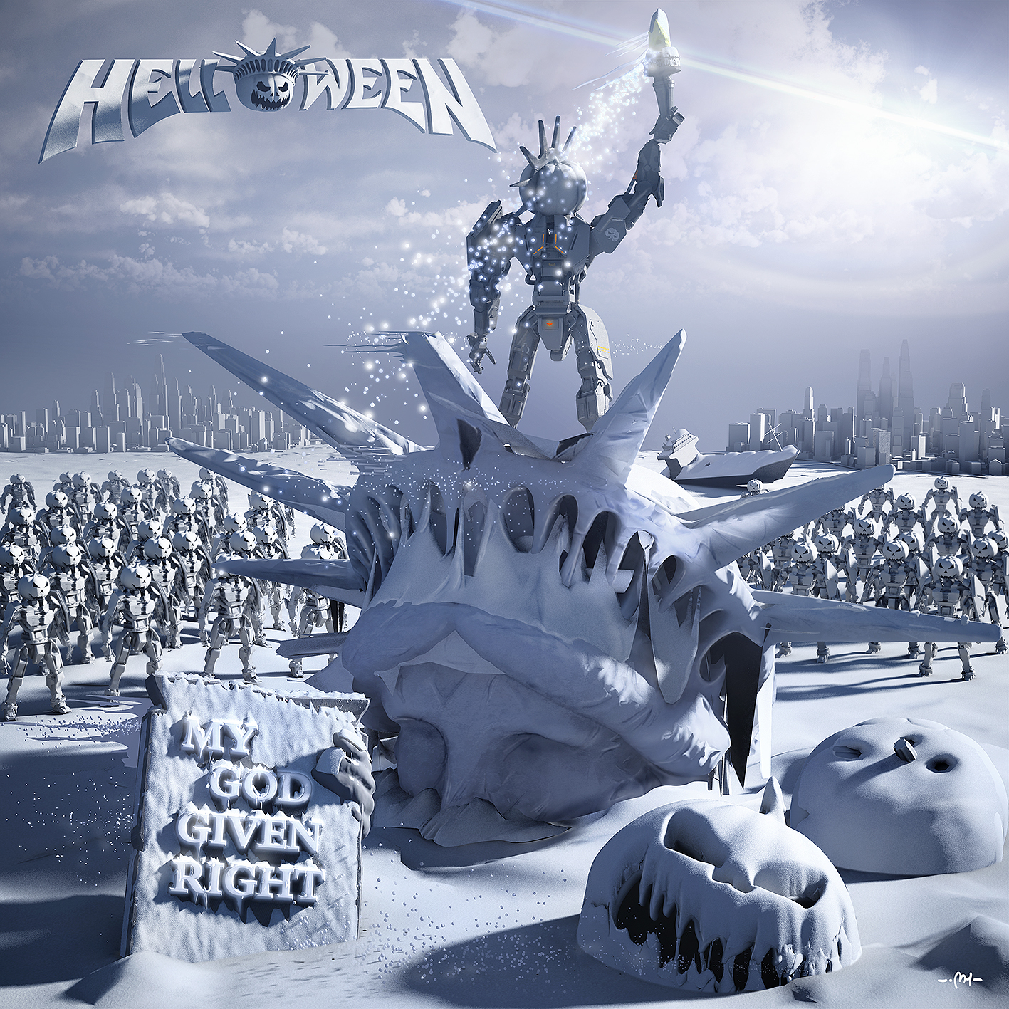 download helloween if i could fly