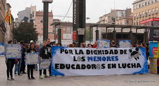Educadores en Lucha anuncia que la huelga continuará