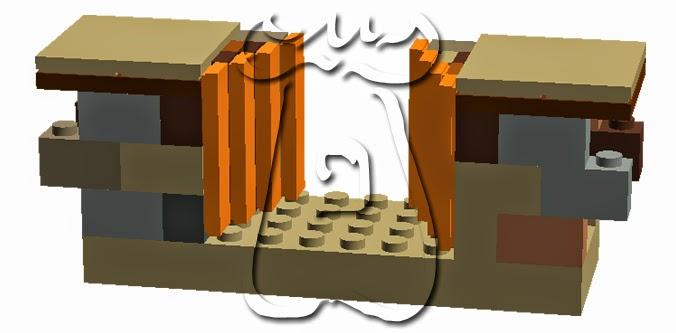 Ejemplo 4: Deriva escalonada de una cañonera