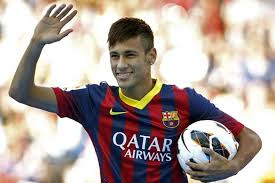Neymar Barcelona Junio 2013