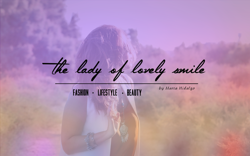 The Lady Of Lovely Smile