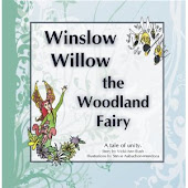 Winslow Willow the Woodland Fairy