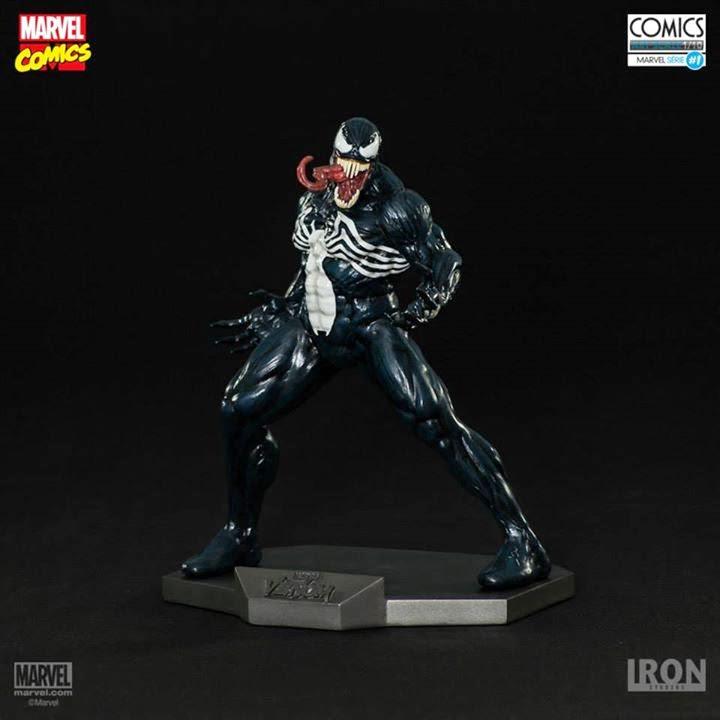 Venom Art Scale della Iron Studios