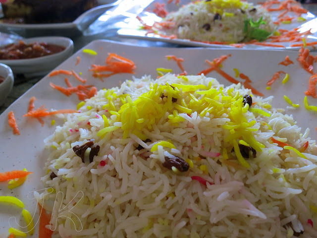 Basmati Rice Johor