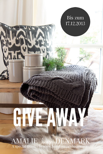 Amalie loves Denmark Give away Broste Copenhagen
