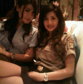 Wajah Wajah Cantik Sexy Pns Indonesia