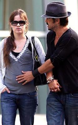 Colin Farrell Girlfriend