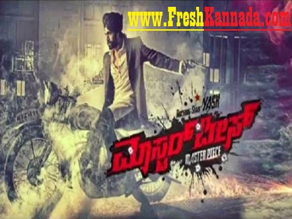 Masterpiece (2015) Kannada Movie Songs Free Download