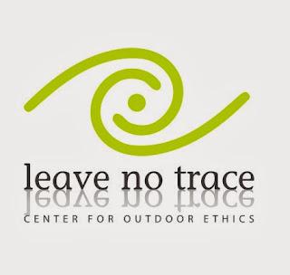 Etika Penelusuran Alam Tanpa Jejak (Leave No Trace)