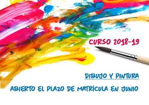 NUEVO CURSO 2018-19