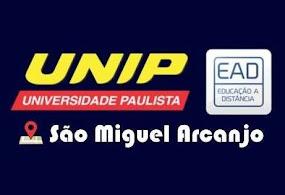 UNIP EAD Polo São Miguel Arcanjo (No Colégio Objetivo São Miguel)