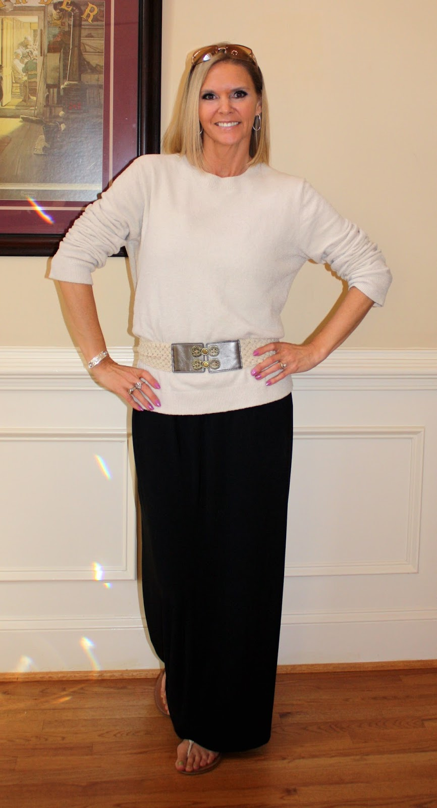 Fashion Toppings: DIY Easy Skirt from Scratch....A ...