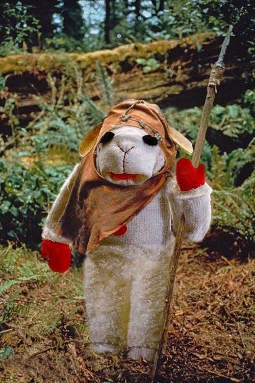 Star Wars Lamb Chop