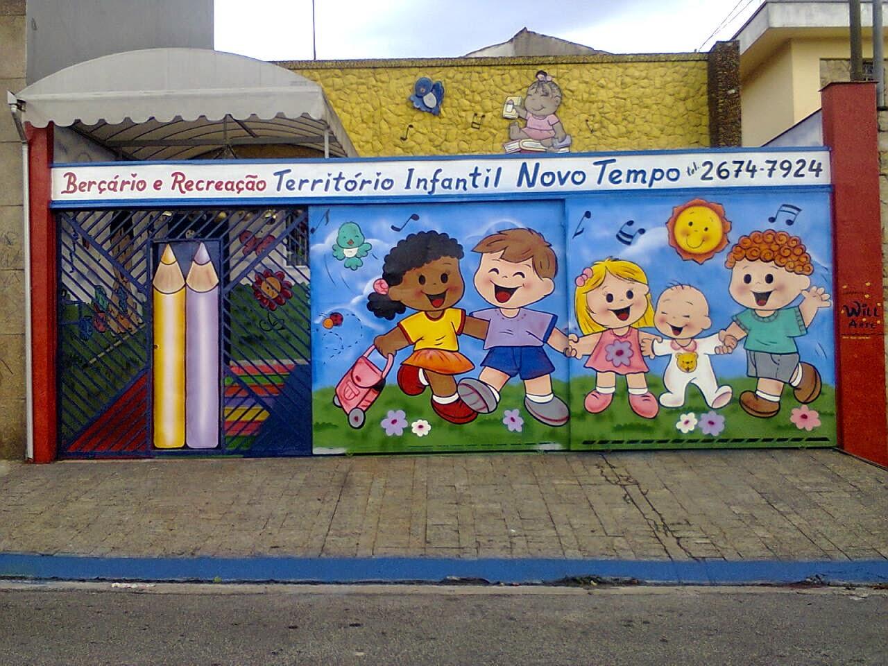 Well-known WILL ARTE GRAFFITI: PORTÕES E MUROS ESCOLAS PARTICULARES KW15