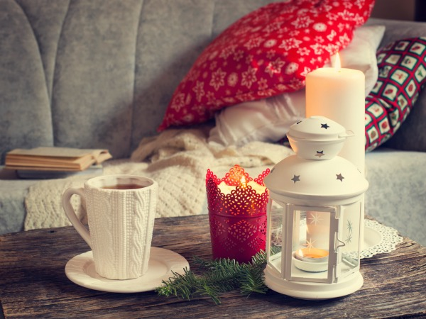 5 formas de decorar con candelabros tu mesa en Navidad