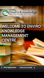 Enviro Knowledge Management Centre