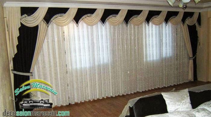 cache rideaux decoration marocaine. Black Bedroom Furniture Sets. Home Design Ideas
