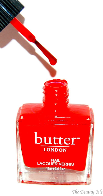 butter LONDON Nail Lacquer Ladybird