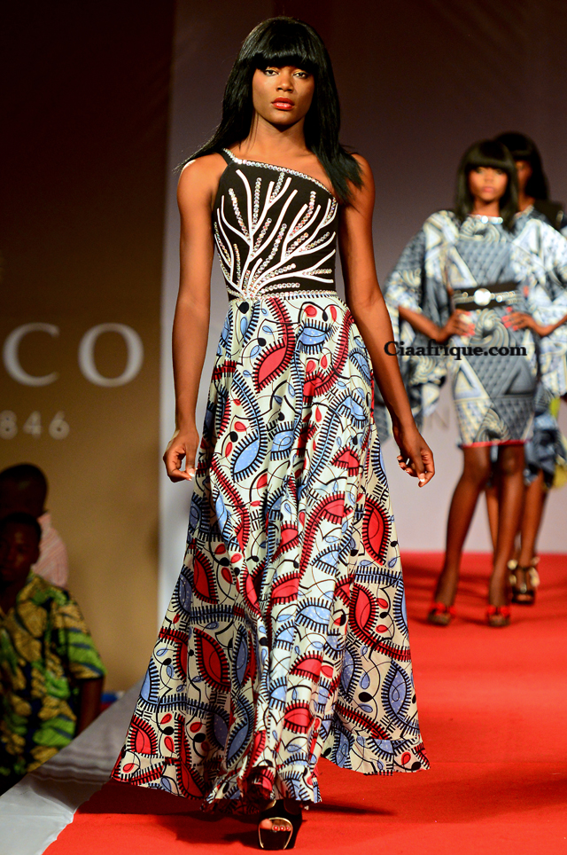Ciaafrique African Fashion Beauty Style Vlisco