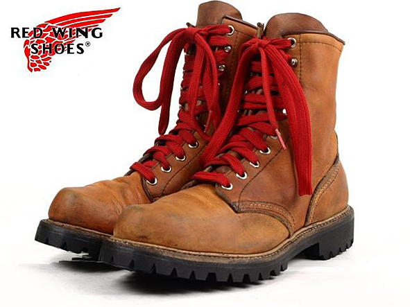 LIFE TIME GEAR: BOOT OF THE DAY | #92 | VINTAGE RED WING SHOES ...