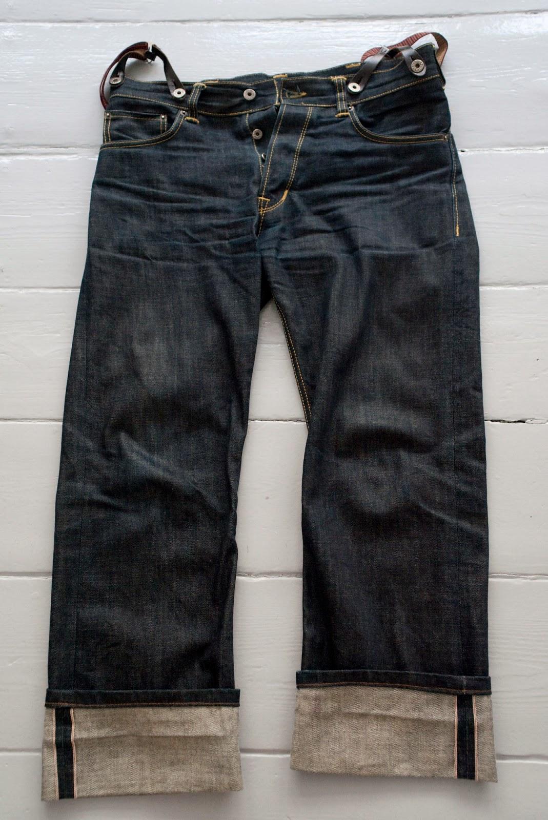 pike brothers 1937 roamer jeans new utility. Black Bedroom Furniture Sets. Home Design Ideas