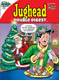 Cover to Jughead Double Digest #197 from Archie Comics