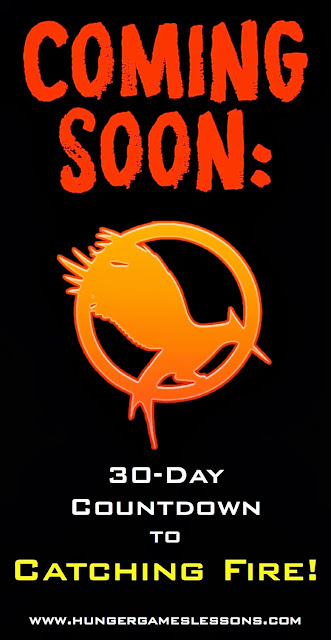 Catching Fire 30-Day Countdown Festivities Coming Soon!