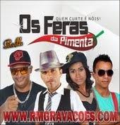 OS FERAS DA PIMENTA VOL 4 - CD PROMOCIONAL