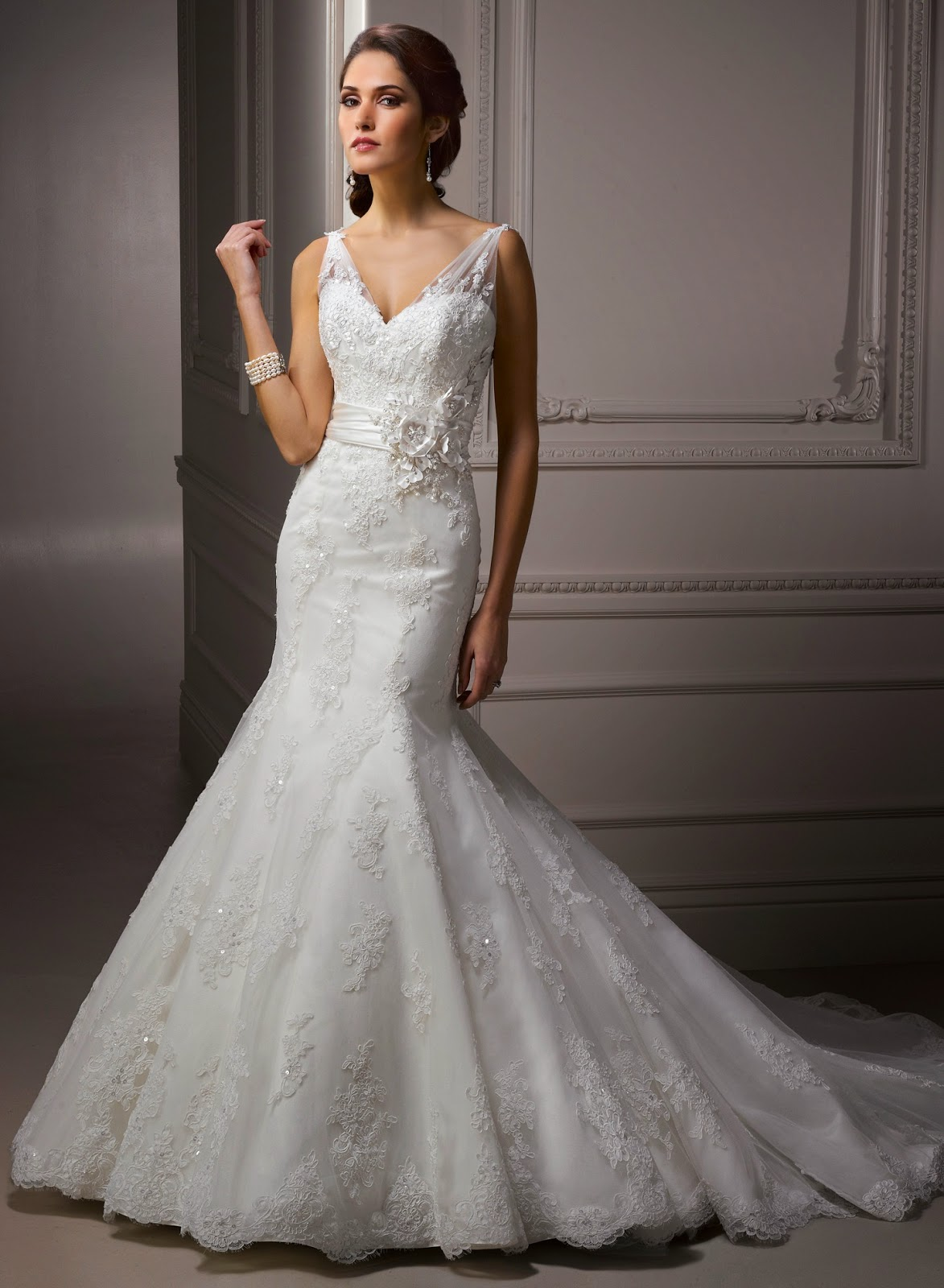wedding fashion 10 gorgeous romantic wedding dresses you can wear for