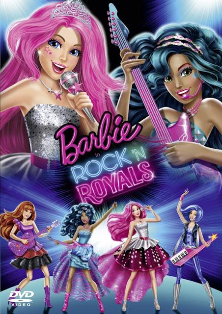 Barbie in Rock 'N Royals (2015) ταινιες online seires xrysoi greek subs