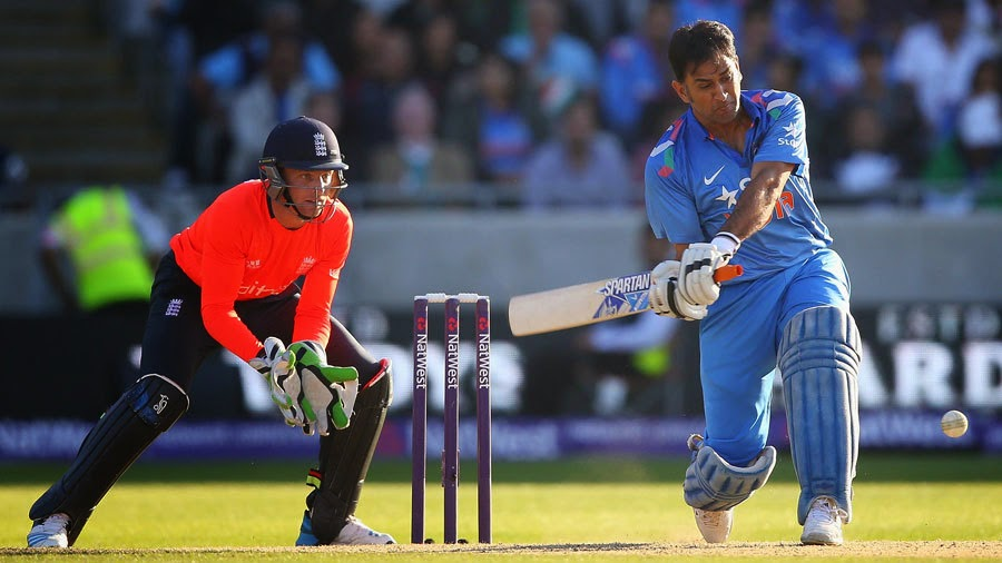 india vs eng t20 dhoni in attacking mode