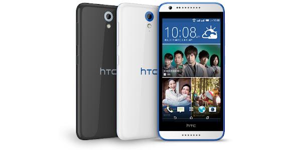 HTC Desire 620 - Specs