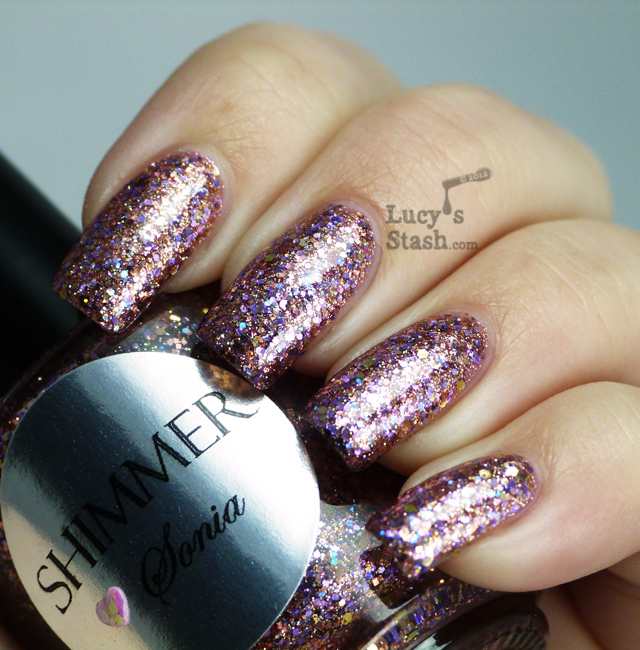 Lucy's Stash - Shimmer Polish Sonia