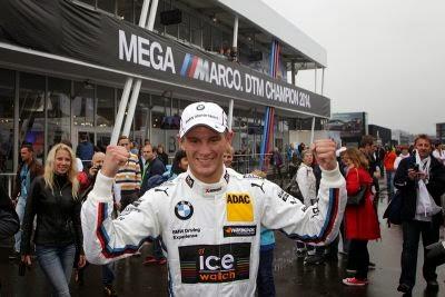 2014 DTM Lausitzring