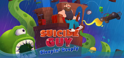 Suicide Guy Sleepin Deeply-HI2U