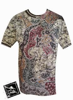 Foto Baju Batik Motif Bali