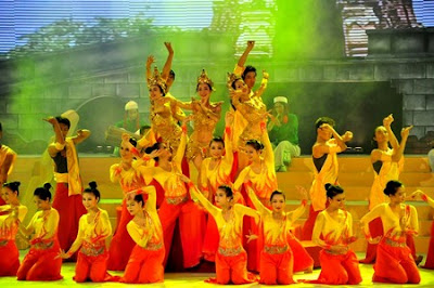Impression on Quang Nam Heritage Festival 2013